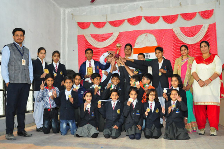 Adarsh International School-Group Photo
