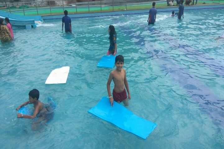 Adarsh International School-Swimming Pool