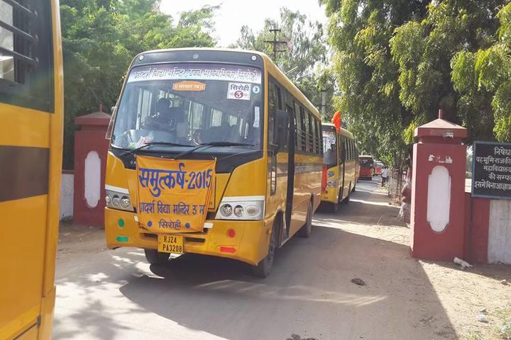 Adarsh Vidya Mandir-Transport