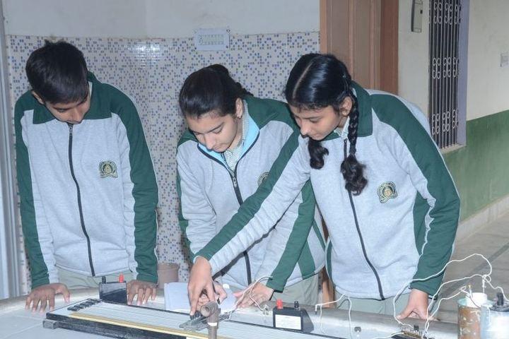 Adinath Public School-Physics Lab