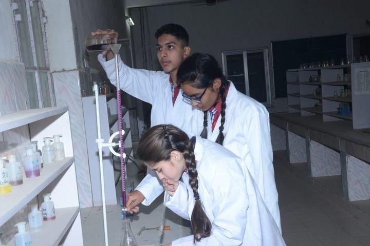 Adinath Public School-Science Lab
