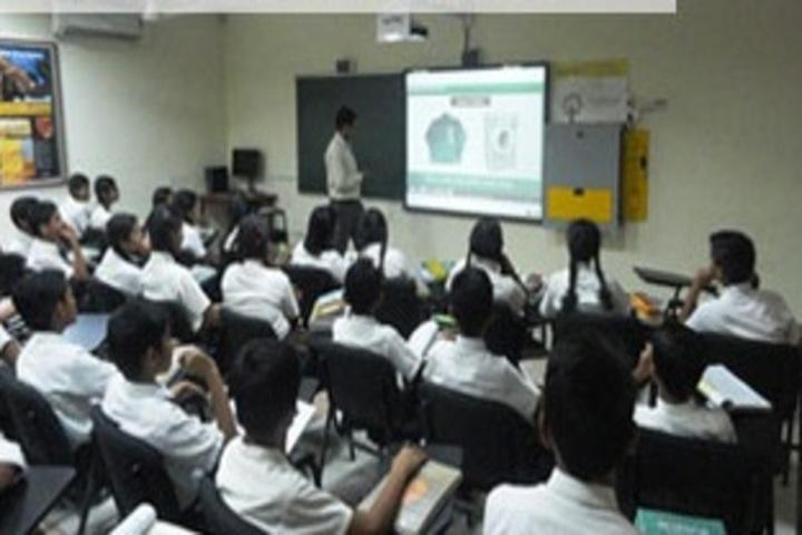 Aditya Birla Public School-Audio Visual Room