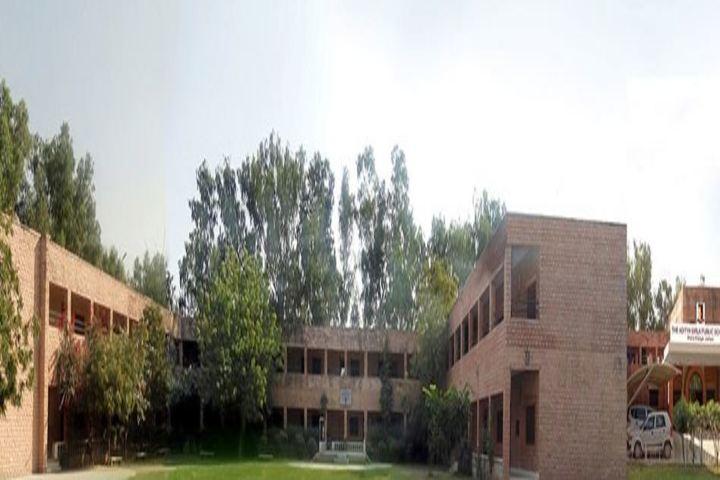 Aditya Birla Public School-Campus View