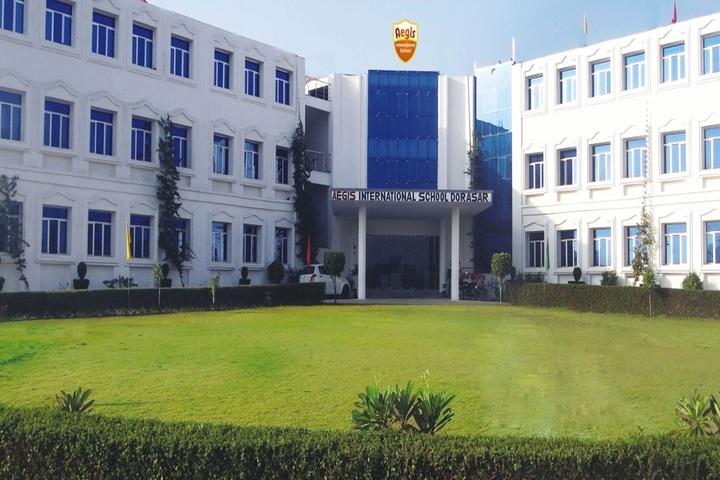 Aegis International School-Campus View