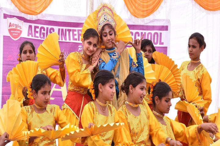 Aegis International School-Cultural Activities