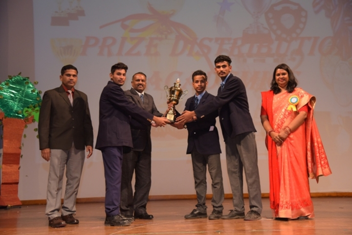 Air Force School-Annual Function