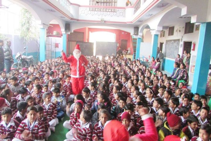Ajeet Public Senior Secondary School-Christmas Day Celebrations