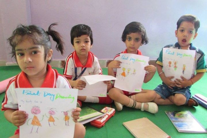 Ajeet Public Senior Secondary School-Drawing