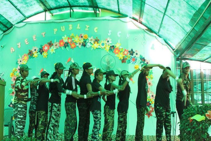 Ajeet Public Senior Secondary School-Independence Day Celebrations