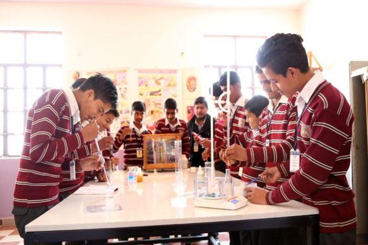 Ajeet Public Senior Secondary School-Lab
