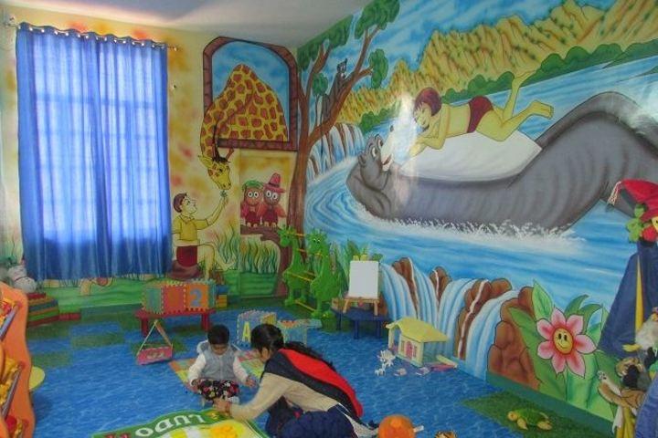Ajeet Public Senior Secondary School-Play Class Room