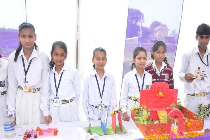 Ajeet Public Senior Secondary School-Science Exhibition