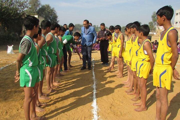 Ajeet Public Senior Secondary School-Sports Day
