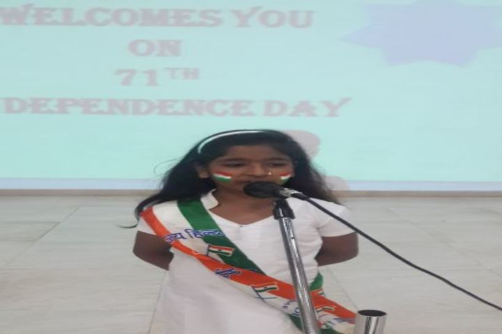 Alank Day Boarding Cum Residential School- Independence Day Celebrations