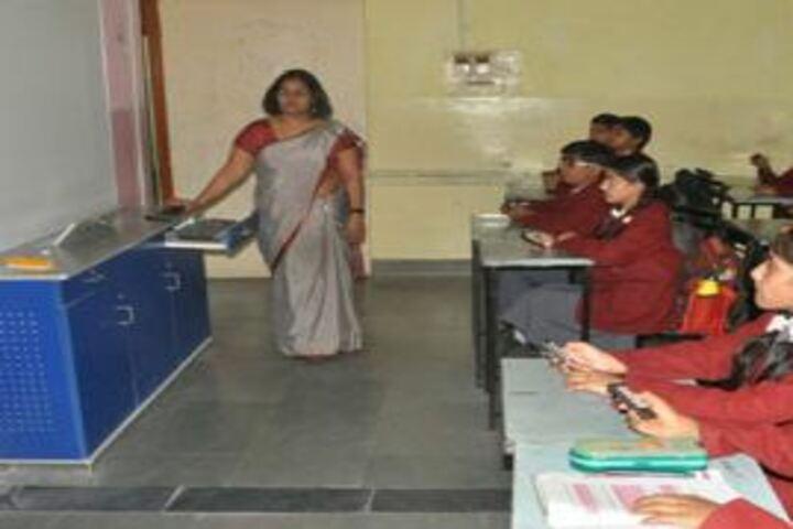 Aklank Public SchoolClass Room