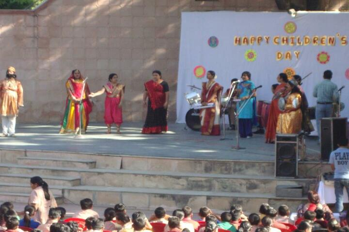 All Saint Senior Higher Secondary School-Drama
