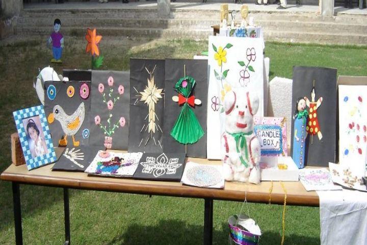 All Saints International School-Art and Craft