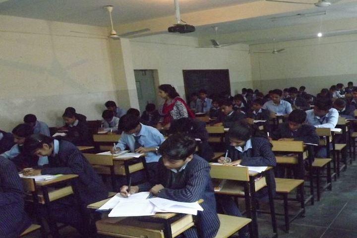 All Saints International School-Class Room
