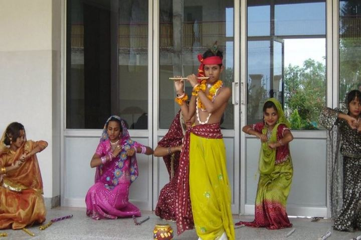 All Saints International School-Cultural Program