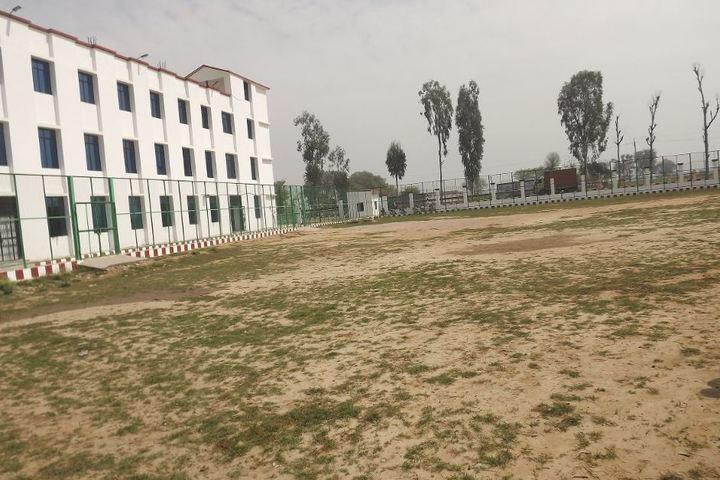 All Saints International School-Ground