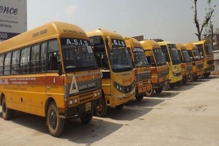 All Saints International School-Transportation