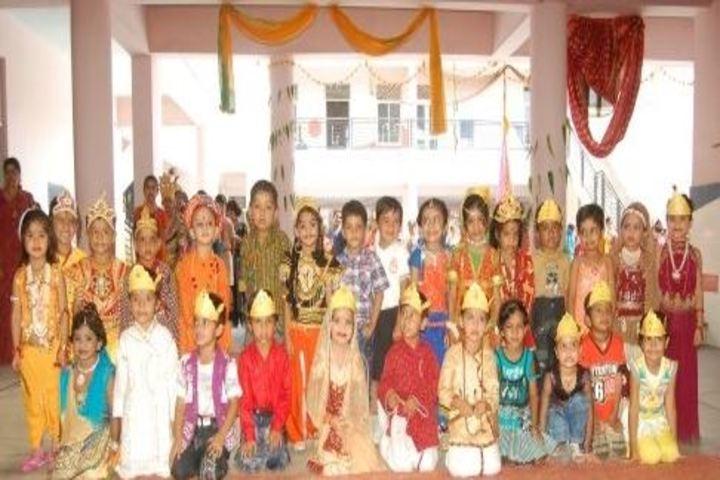 All Saints Senior Secondary School-Janmastami Celebrations