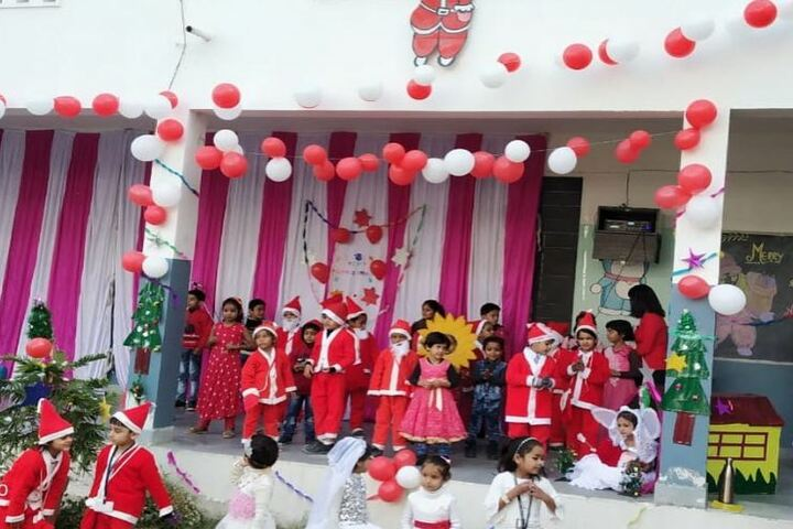 Alpha International Academy-Christmas Celebrations