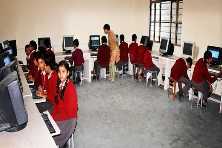 Alpha International Academy-Computer Lab