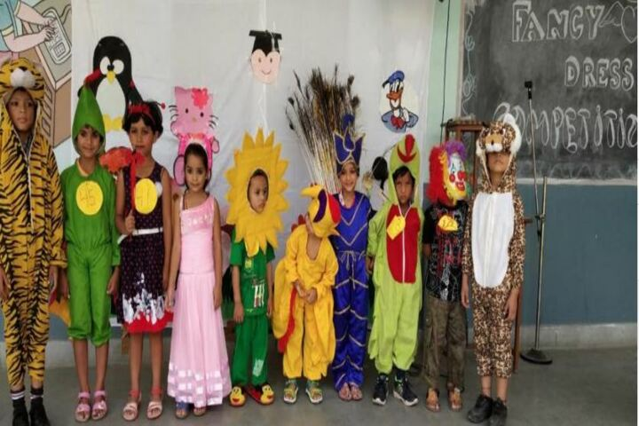Alpha International Academy-Fancy Dress Competetion