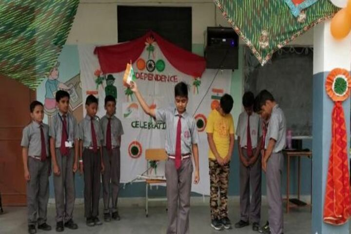 Alpha International Academy-Independence Day Celebrations