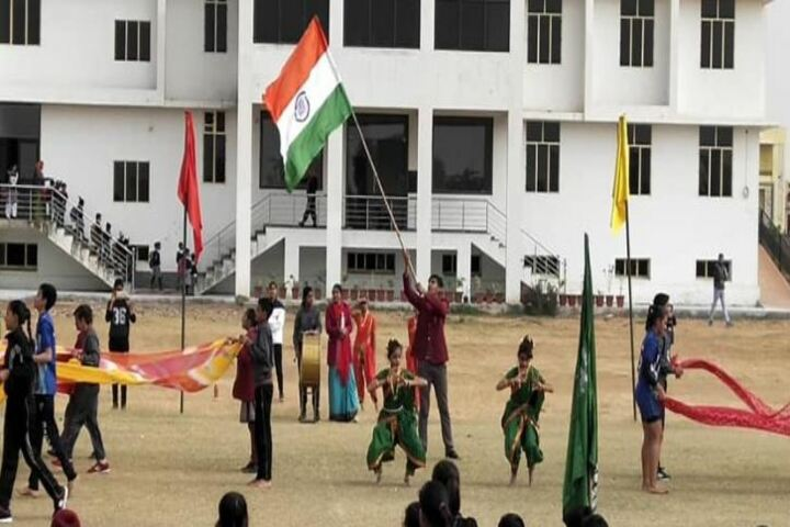 Alpha International Academy-Republic Day Celebrations
