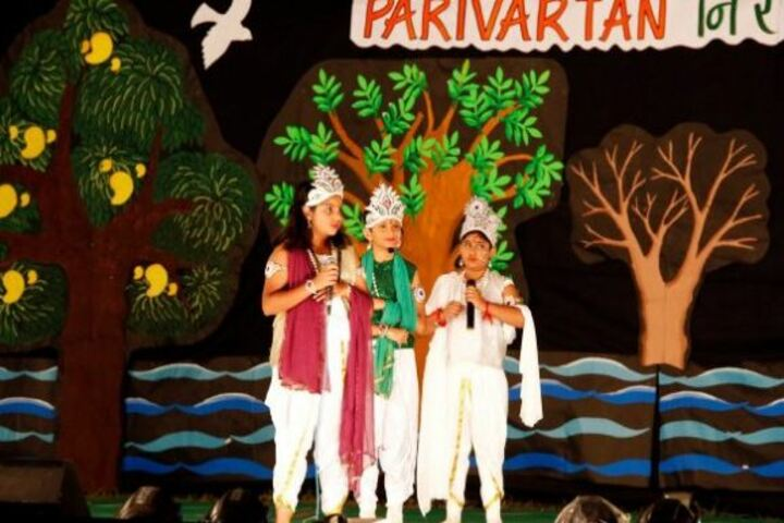 Alwar Public School-Drama