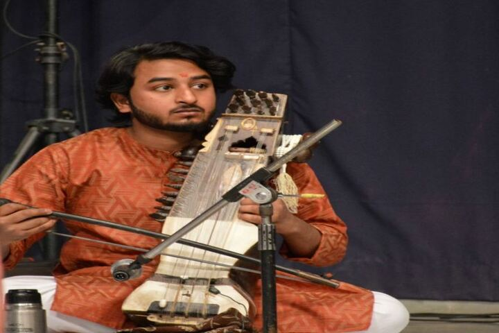 Alwar Public School-Instrumental Music