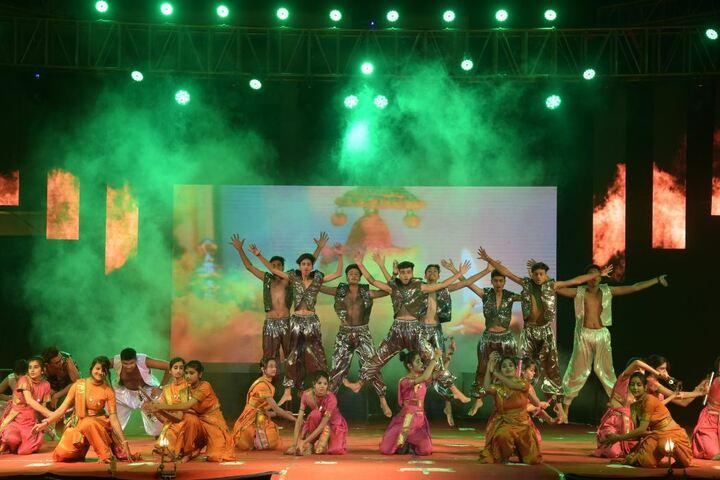 Ankur Shikshan Sansthan-Annual Day Dance