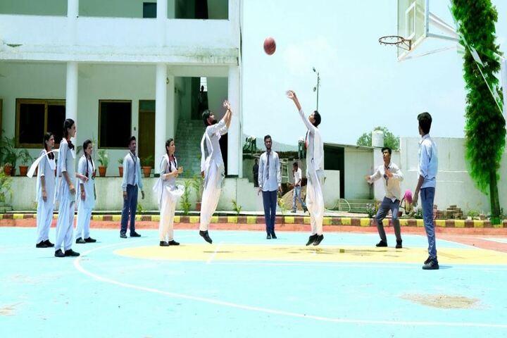 Ankur Shikshan Sansthan-Basket Ball