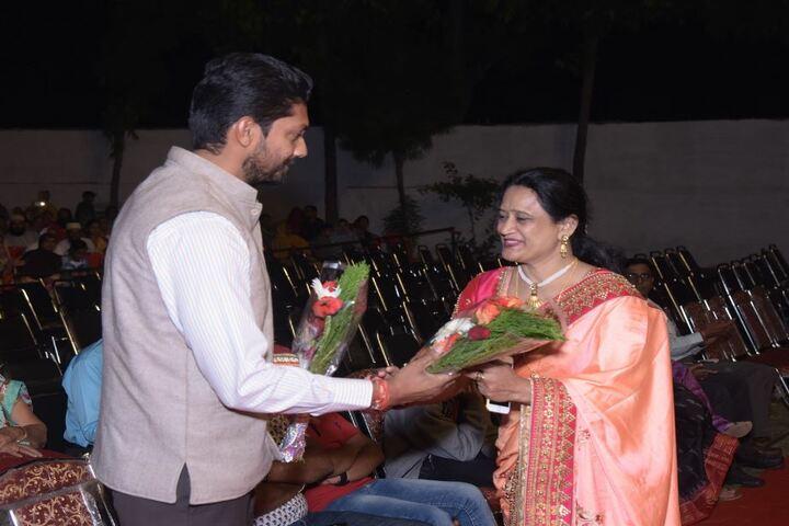 Ankur Shikshan Sansthan-Welcome Ceremony