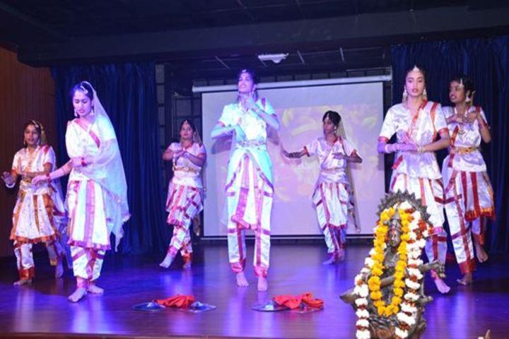 Apex International School-Annual Day Dance
