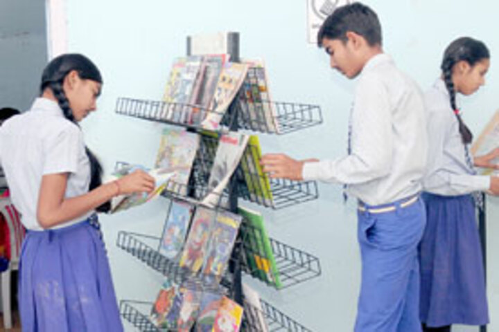 Aravali Public School-Book Fair