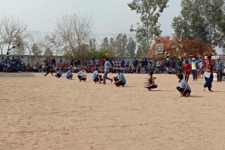 Aravali Public School-Play Ground