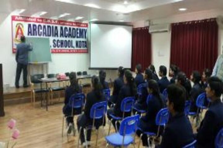 Arcadia Academy-Lecture on Mathematics