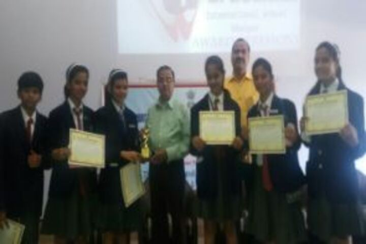 Arcadia Academy-National Level Science Congress