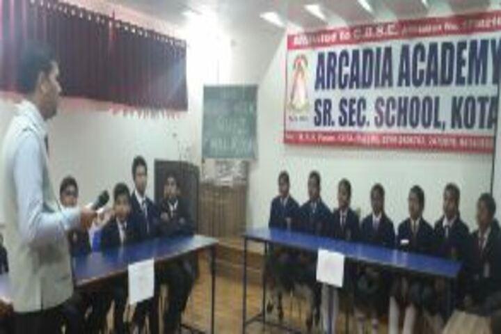 Arcadia Academy-Quiz Competetion