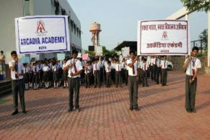 Arcadia Academy-Swachata Pakhwada