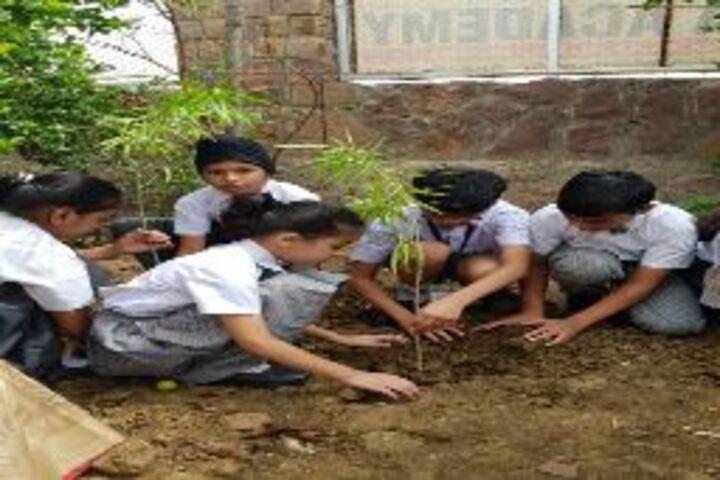 Arcadia Academy-Tree Plantation