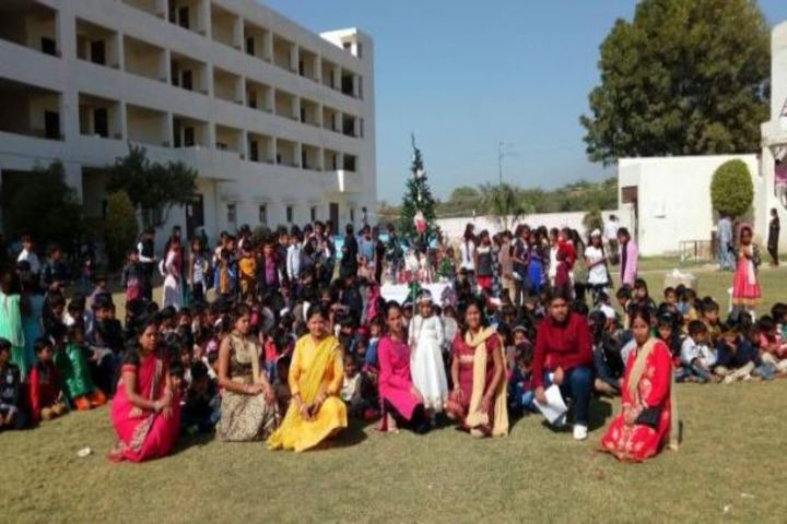 Arihant Public School-Christmas Celebrations