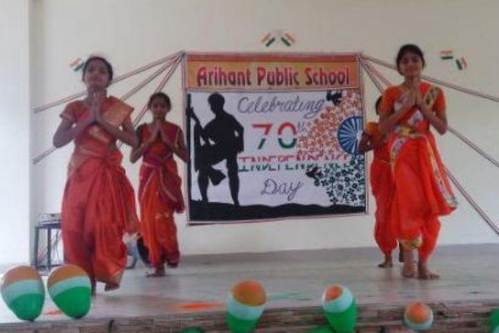 Arihant Public School-Dance