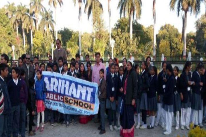 Arihant Public School-Educational Trip