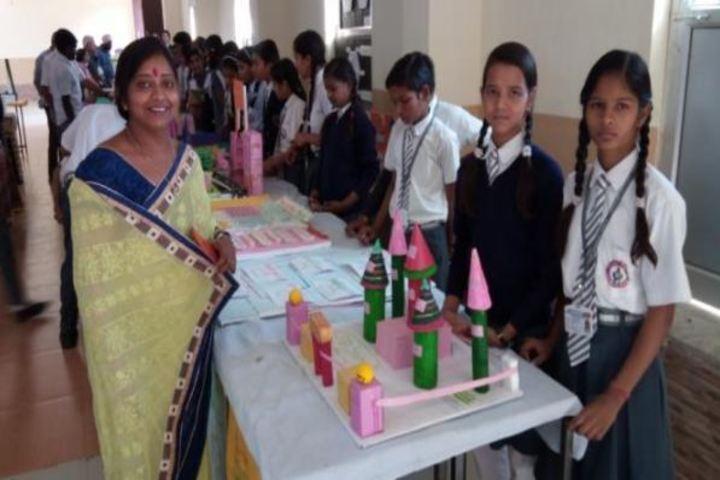 Arihant Public School-Science Exhibition