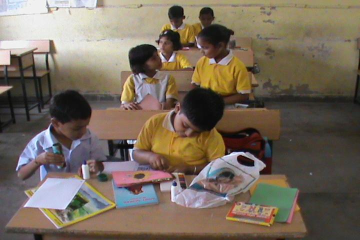 Army Public School-Classroom Activity