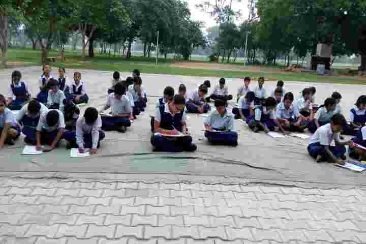 Army Public School-Creative Writing